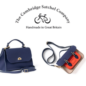 cambridge satchel company selection of black friday deals on bags and handbags, handbags made in great britain