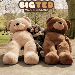 giant teddy bears made in england