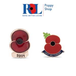 royal british legion poppy shop poppies lest we forget 2021