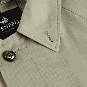 grenfell england raincoat