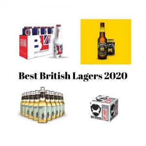 British Lager Brands 2020 logo