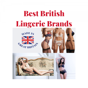 best british lingerie brands, made in Great Britain