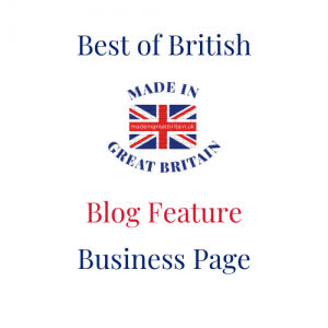 best of british blog feature, business page, made in great britain