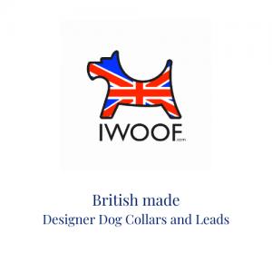 iwoof, britishdog accessories, designer dog leads and collarsaccessories