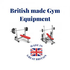British made Gym Equipment