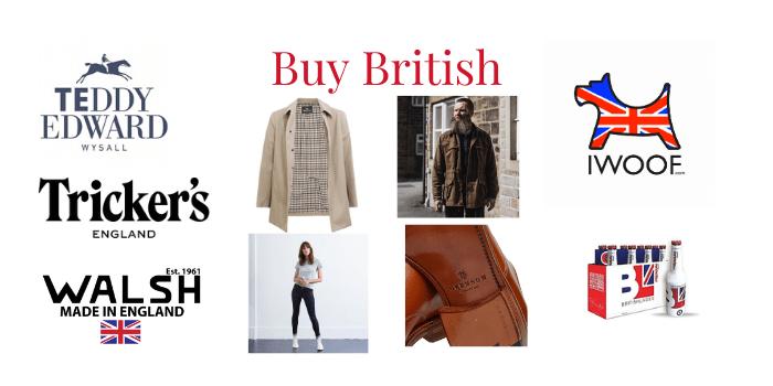 Buy British Campaign, Buy British, Buy British Brands