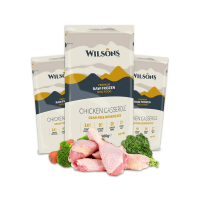 wilsons dog food, british made dog food, pet accessories uk