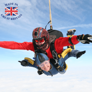 tandem skydive, experience days uk, british business directory