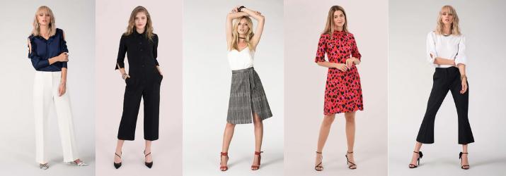 women wearing closet london womenswear clothing made in uk