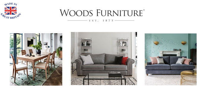 woods furniture, british made beds and sofas