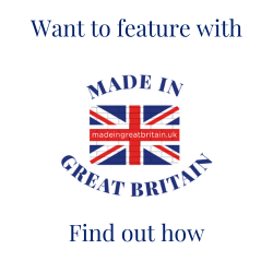 feature with us, advertise with made in great britain