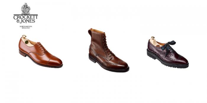 crockett and jones shoes, best british shoe brands