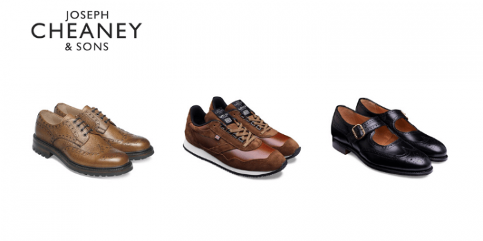 cheaney shoes, top shoe brands uk