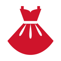 British Clothing Brands, British Women's clothing, Made in Great Britain, British business directory, woman's red dress