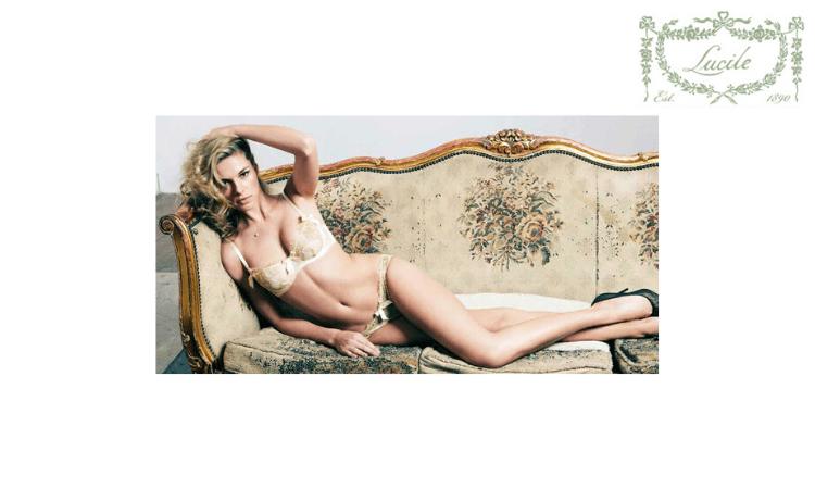 lucile lingerie, hand made lingerie, best british lingerie brands