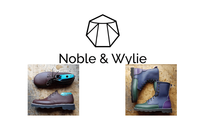 noble and wylie, british made vegan shoes