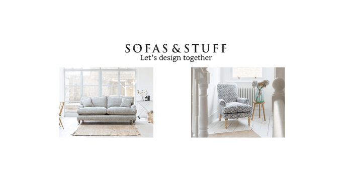 sofas and stuff, British made furniture, settee and chair