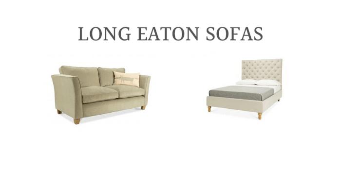 Long Eaton Sofas, British made Furniture