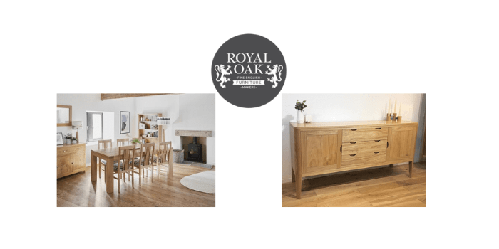 royal oak furniture, british made furniture