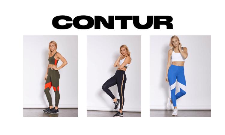 Contur, Gymwear UK, Best gymwear Brands