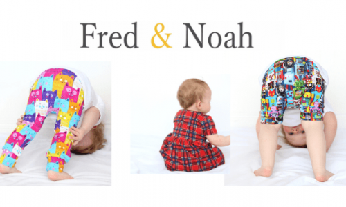 fred and noah, british baby clothes brands