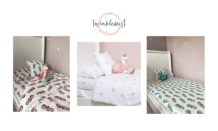 twinkledust, baby bedding uk