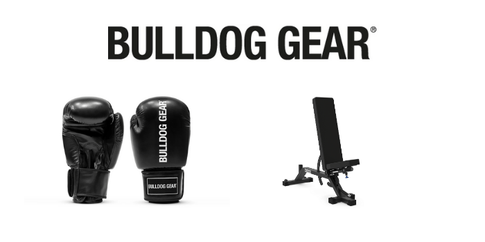 bulldog gear, home gym equipment, british made gym equipment, boxing gloves