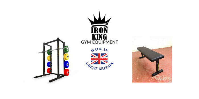 iron king, strength training, weight benches, british made gym equipment