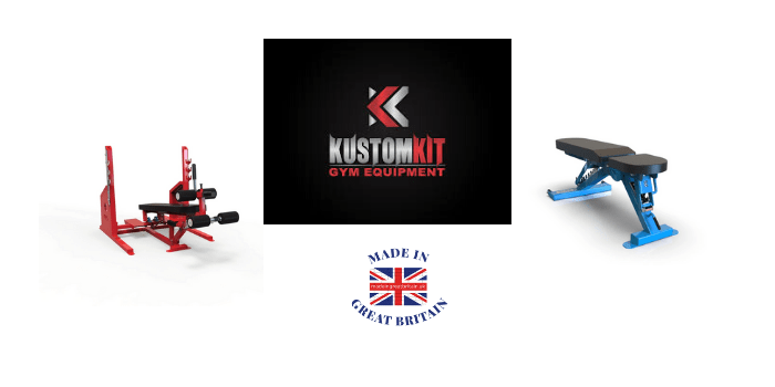 kustomkit gym equipment, british gym equipment manufacturers