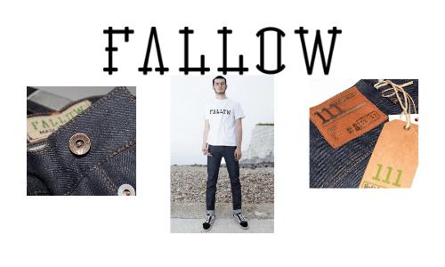 fallow jeans, best british denim jeans brands, british made jeans, uk jeans brands