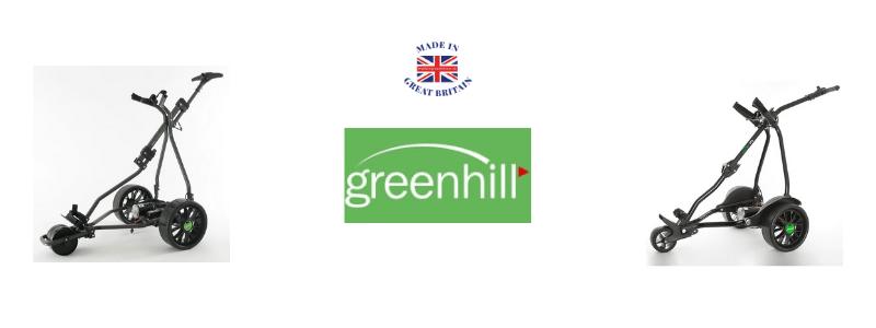 british golf equipment brands, golf trolleys, golf accessories