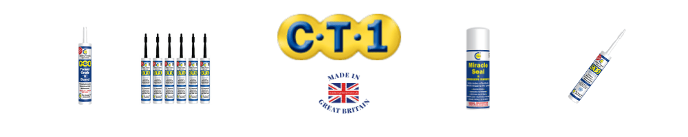 ct1, ct1 sealant, bt1, bt1 adhesive, construction sealants, silicone sealants, bonding adhesives, made in britain, made in uk, made in great britain