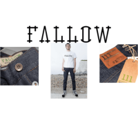fallow denim, british made men's clothes, made in great britain