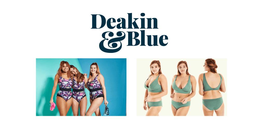 deakin and blue, best british swimwear brands, swimwear uk, plus size swimwear