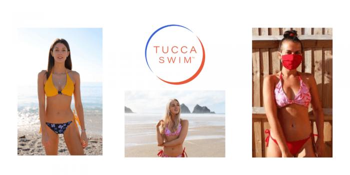 tucca swim, sustainable swimwear, made in uk, women's swimwear uk