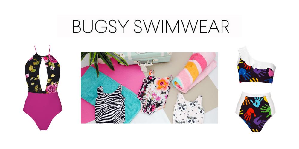 bugsy swimwear, custom swimwear, bikinis uk, swimwear uk