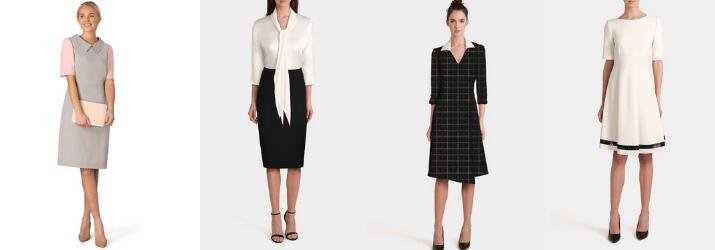 micheala jedinak, power dresses, figure flattering dresses, made in britain, british womenswear,