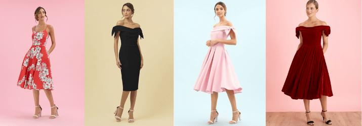 the pretty dress company, uk womenswear, british womenswear brands, made in uk, pretty swing dresses,