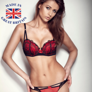 best british lingerie brands, british blog, made in great britain and uk, british lingerie brands, woman in tasteful lingerie, made in britain blog
