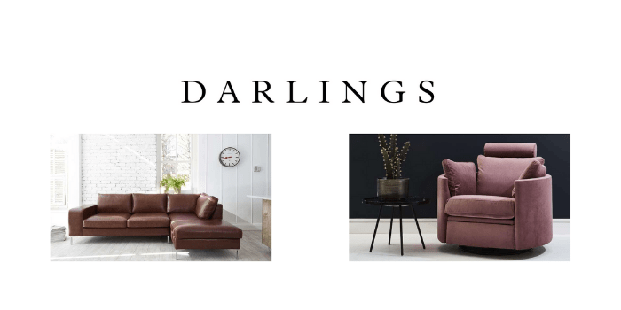 darlings of chelsea, british made furniture for over 40 years,