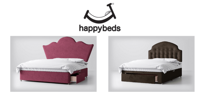 happy beds, divan beds made in britain, mattresses made in britain
