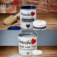 frenchic, furniture paint and chalk board paint made in uk, british home improvement products