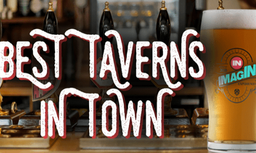the best taverns in town, experience days uk