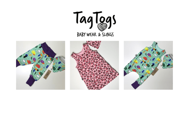Babywear, Tag Togs, Made in UK