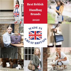 Best British handbag brands 2020, british handbags blog post, made in great britain