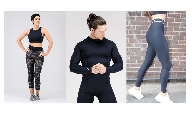 AIM Athleisure, British Gym wear, Made in Great Britain, Best British Athleisure Brands