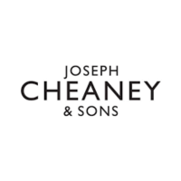 joseph cheaney & Sons black text on white background