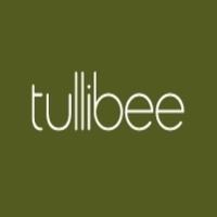 british childrens clothing category image showing tullibee text logo on green background