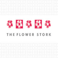 british childrens clothing category image showing the flower stork text logo