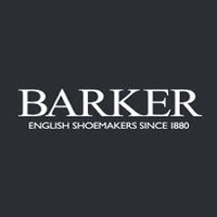 uk mens shoe brands catgeory image showing barker english shoemakers logo, men's shoes made in britain, british made men's shoes